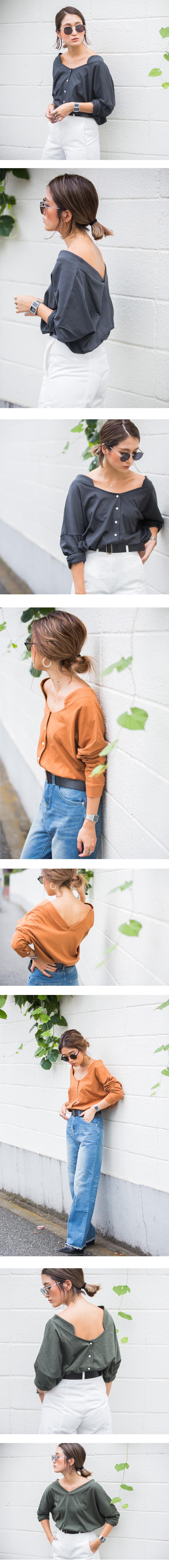 fl 0087 0 - シンプルで格好良いファッションが好きな低身長女子には「Flugge」通販サイト